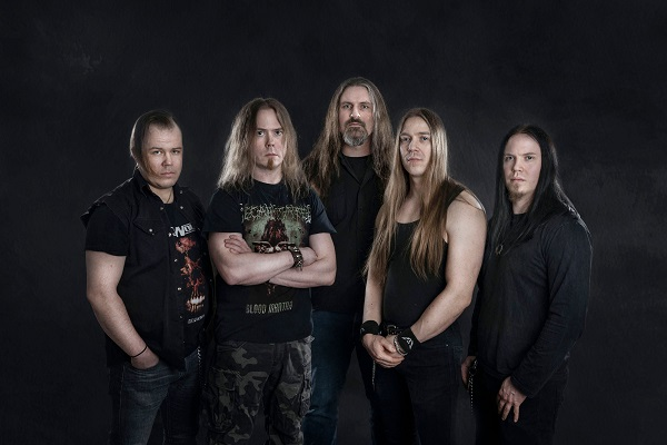 Soulwound The Suffering Promopic Band