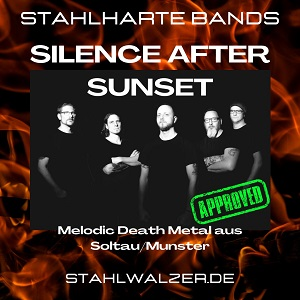 Silence After Sunset – Melodic Death Metal